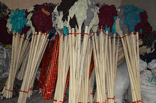 棉布拖把厂家教您如何使拖把经久耐用