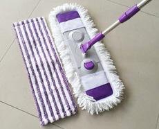 棉布拖把厂家分享棉布拖把日常使用常识