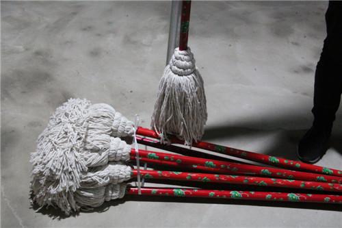 棉布拖把厂家要怎么防止拖把潮湿
